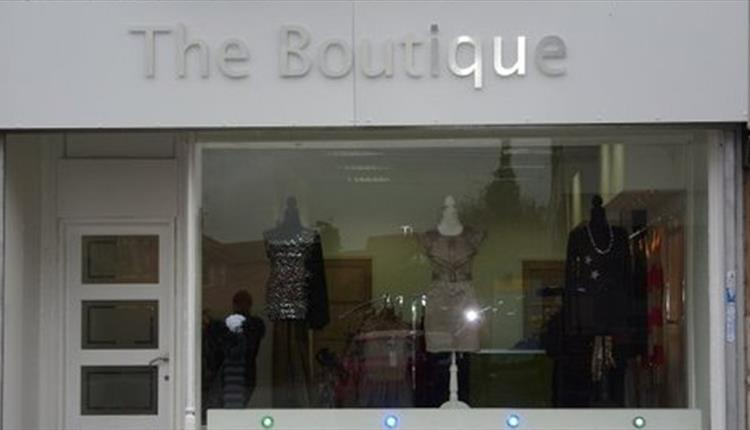 The Boutique Window