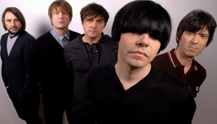 The Charlatans band members