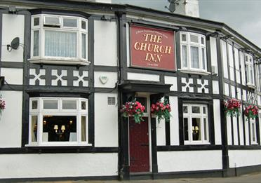 Church Inn Exterior