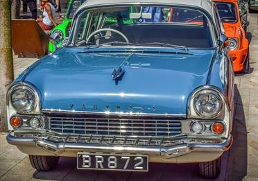 Family Fun Weekend and Classic Car Rally