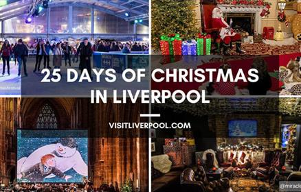 25 days of Christmas in Liverpool: 25 things to do this festive season