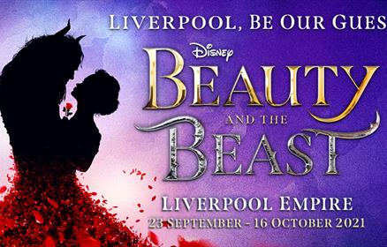 Beauty and the beast promo poster
