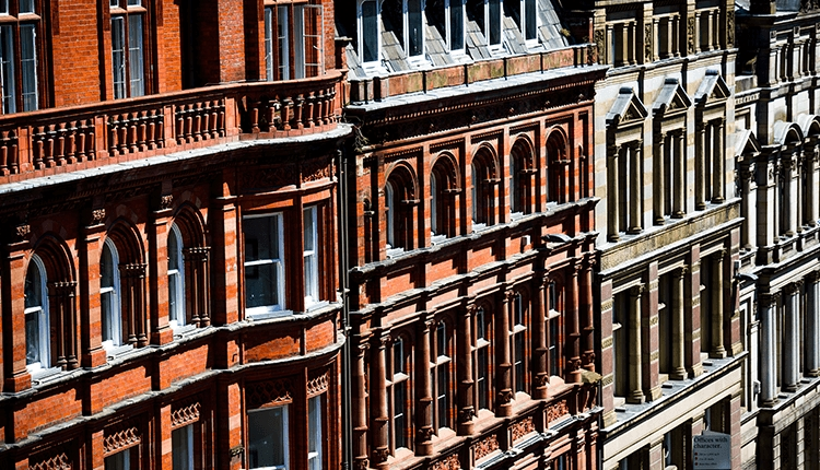 The architecture on Castle Street speaks a thousand words