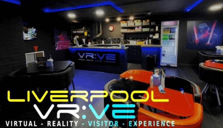 Inside Liverpool Virtual Reality Visitor Experience