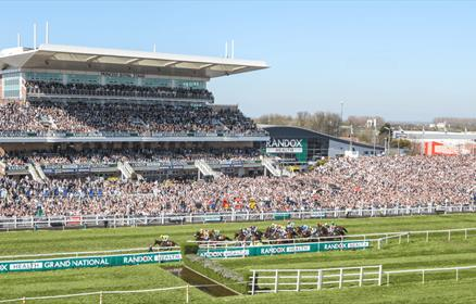 The Randox Health Grand National will take place between 8,9 & 10 April 2021.