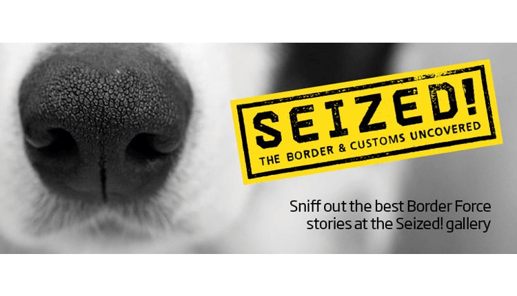 Seized! The Border and Customs Uncovered