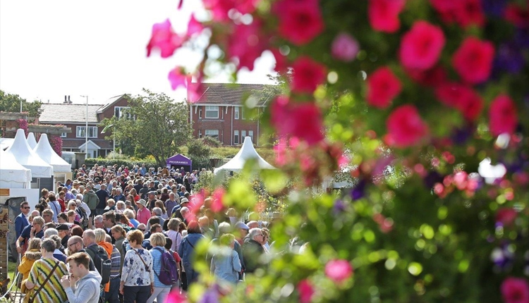 Southport Flower Show images