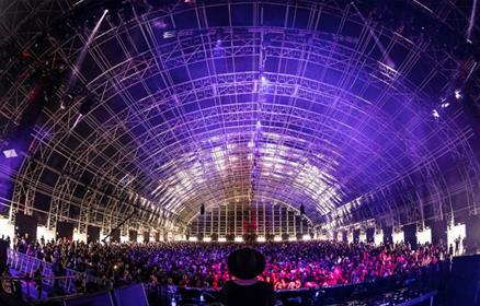 Steel Yard at Creamfields 2017