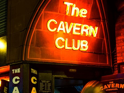 The Cavern Club is the jewel in the crown of Cavern Quarter
