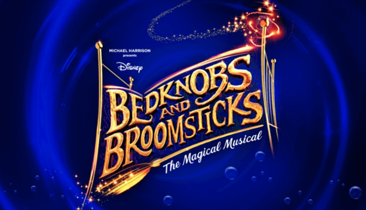 Bedknobs and broomsticks poster.