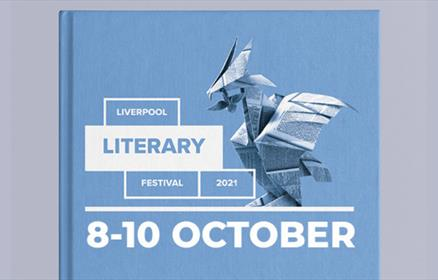 Poster for the Literature Festival