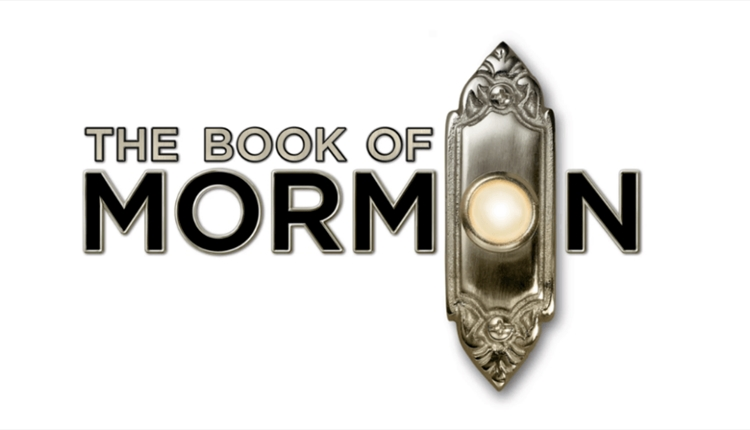 The book of mormon poster.