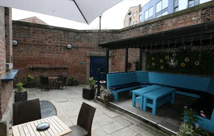 The Bridewell Courtyard