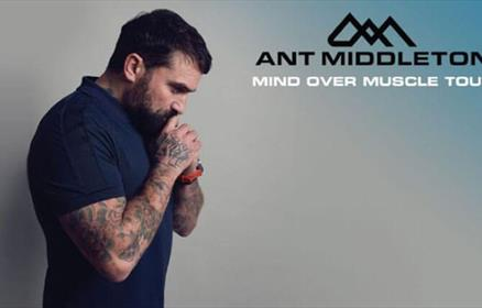 Ant Middleton Mind Over Muscle Tour