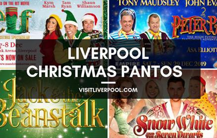 Christmas Pantos in Liverpool