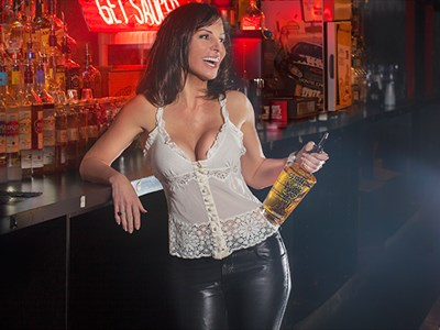 Coyote ugly Saloon Liverpool