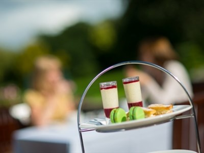 Afternoon Tea at Lawns