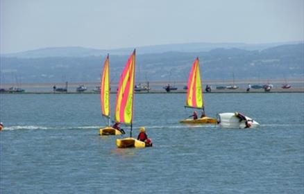 Wirral Sailing Centre