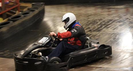 Formula Karting: Indoor Grand Prix Kart Racing