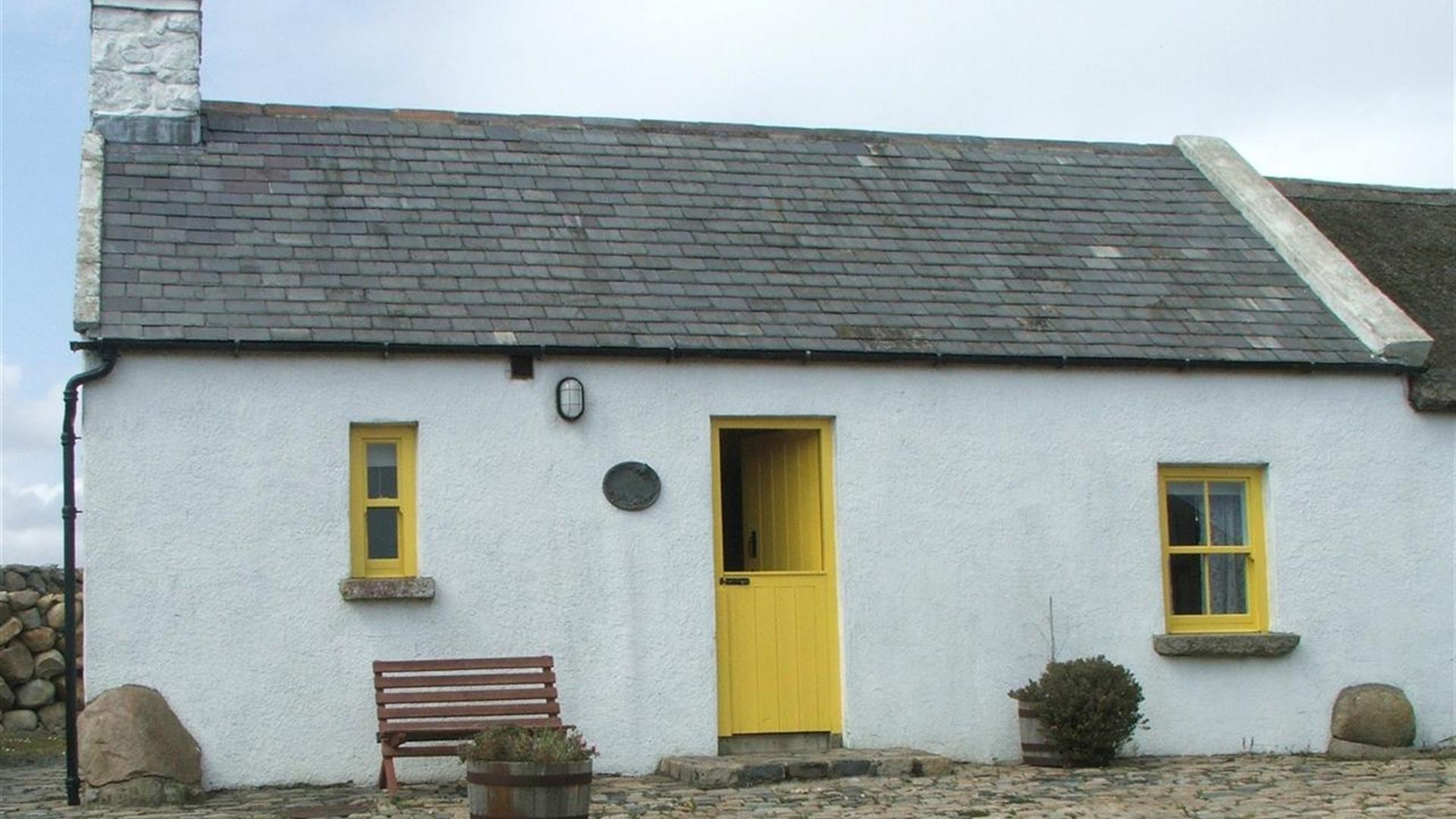 Hanna's Close Holiday Cottages - The Carthouse