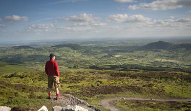 Slieve Gullion Forest Park, Adventure Playpark and The Giant's Lair