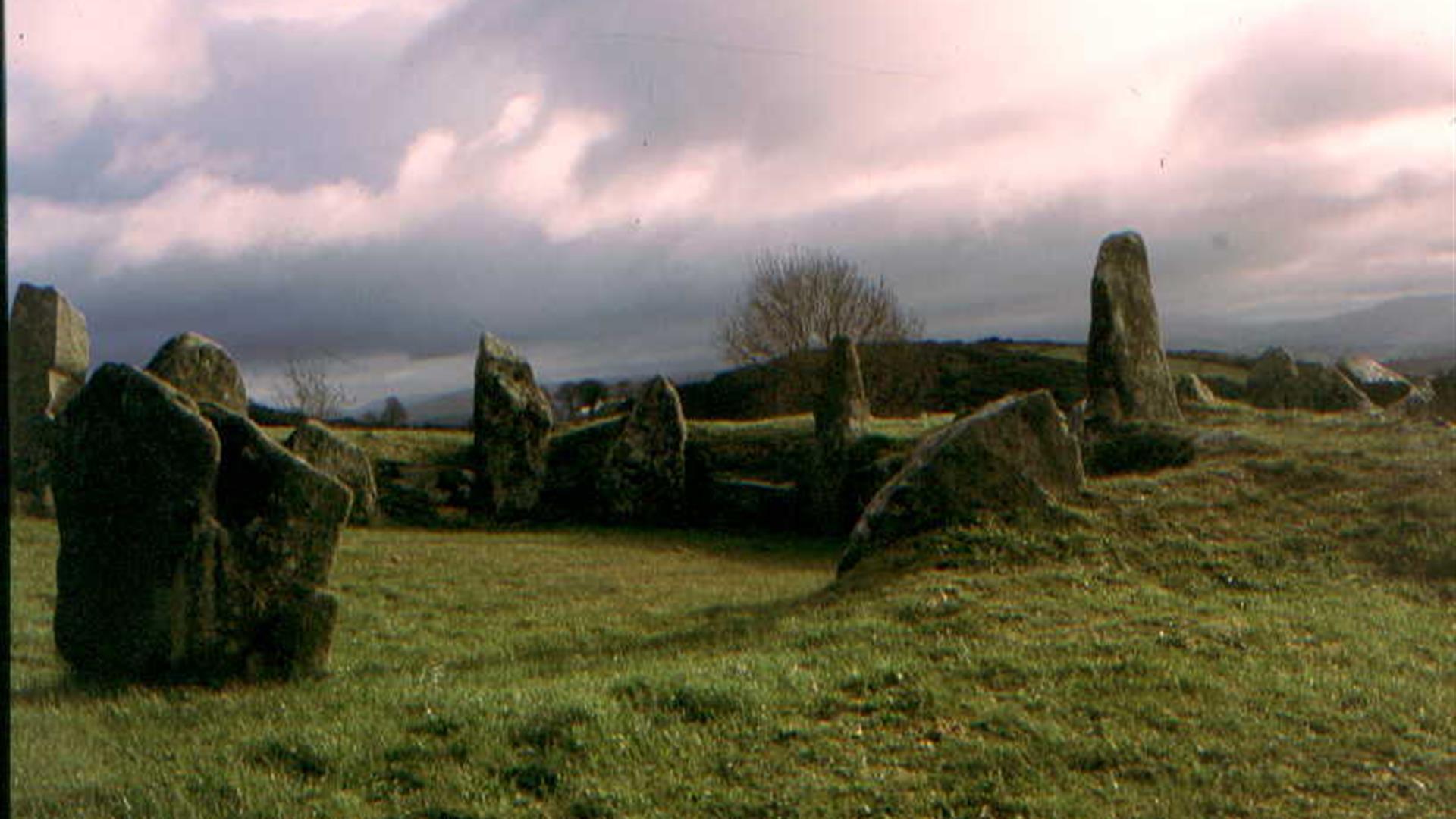 Clontygora Court Cairn