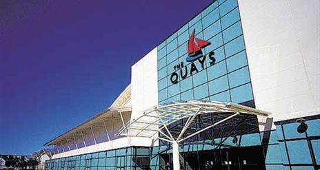 The Quays Shopping Centre