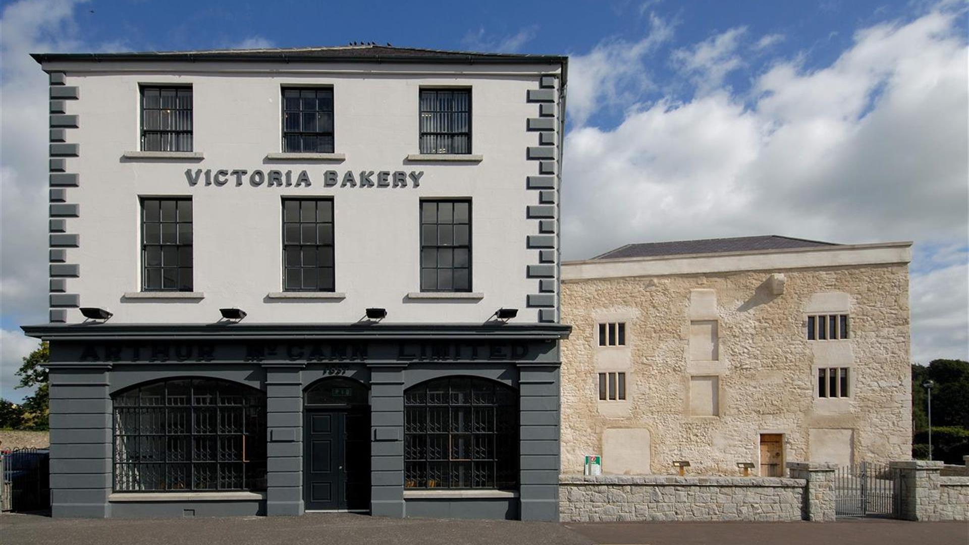 Vistoria Bakery Newry and Mourne Museum, Newry