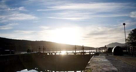 Victoria Lock Picnic and Amenity Site