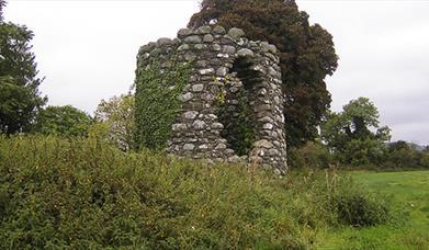 Maghera Church And Round Tower