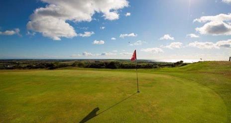 Bright Castle Golf Course