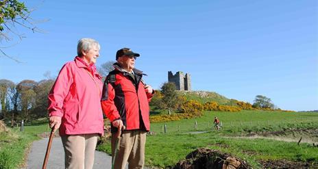 Castle Ward Castle Trail