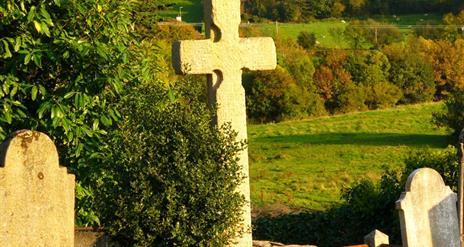 Kilbroney Graveyard