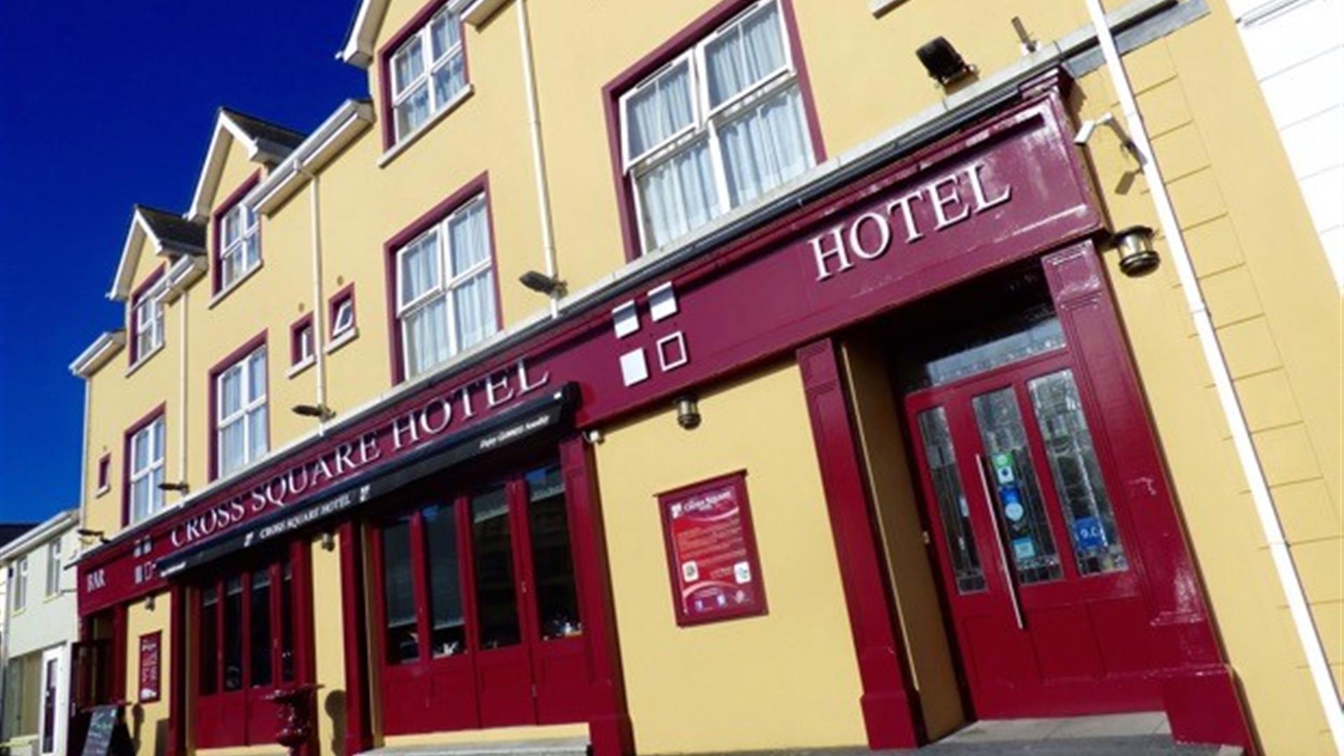 The Cross Square Hotel