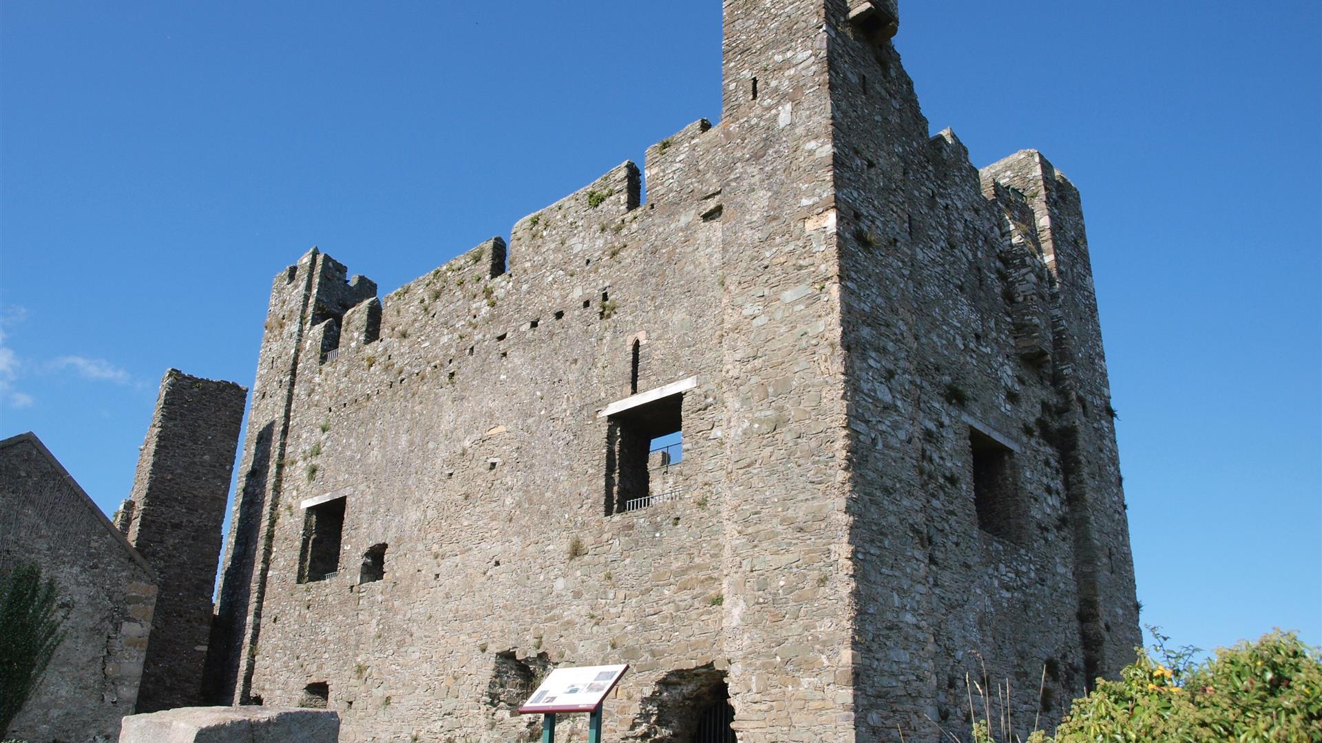 Greencastle Royal Castle