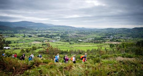 #GetActive Outdoors Extravaganza -Slieve Gullion Forest Park Family Walk