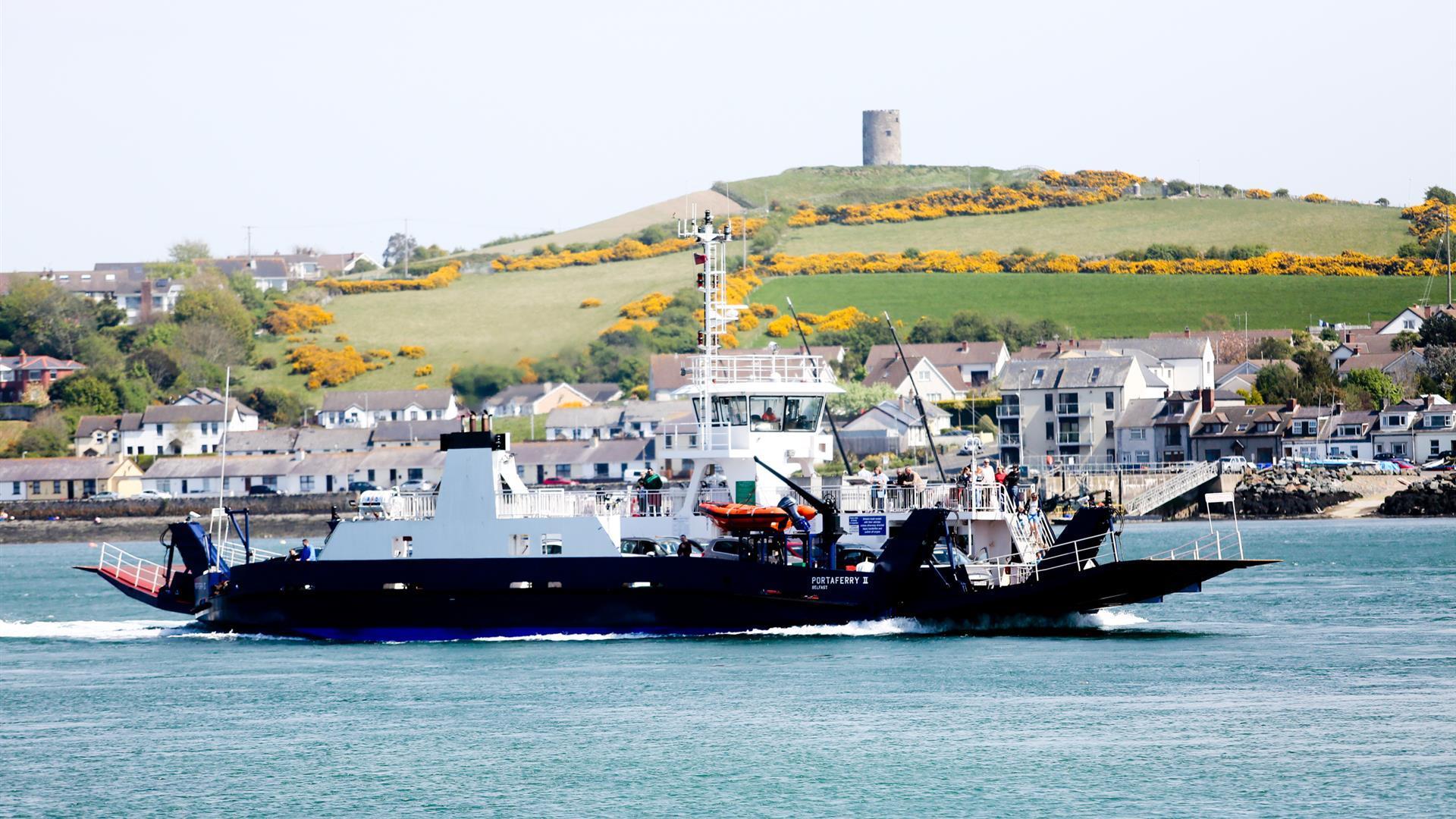 Strangford Lough Ferry