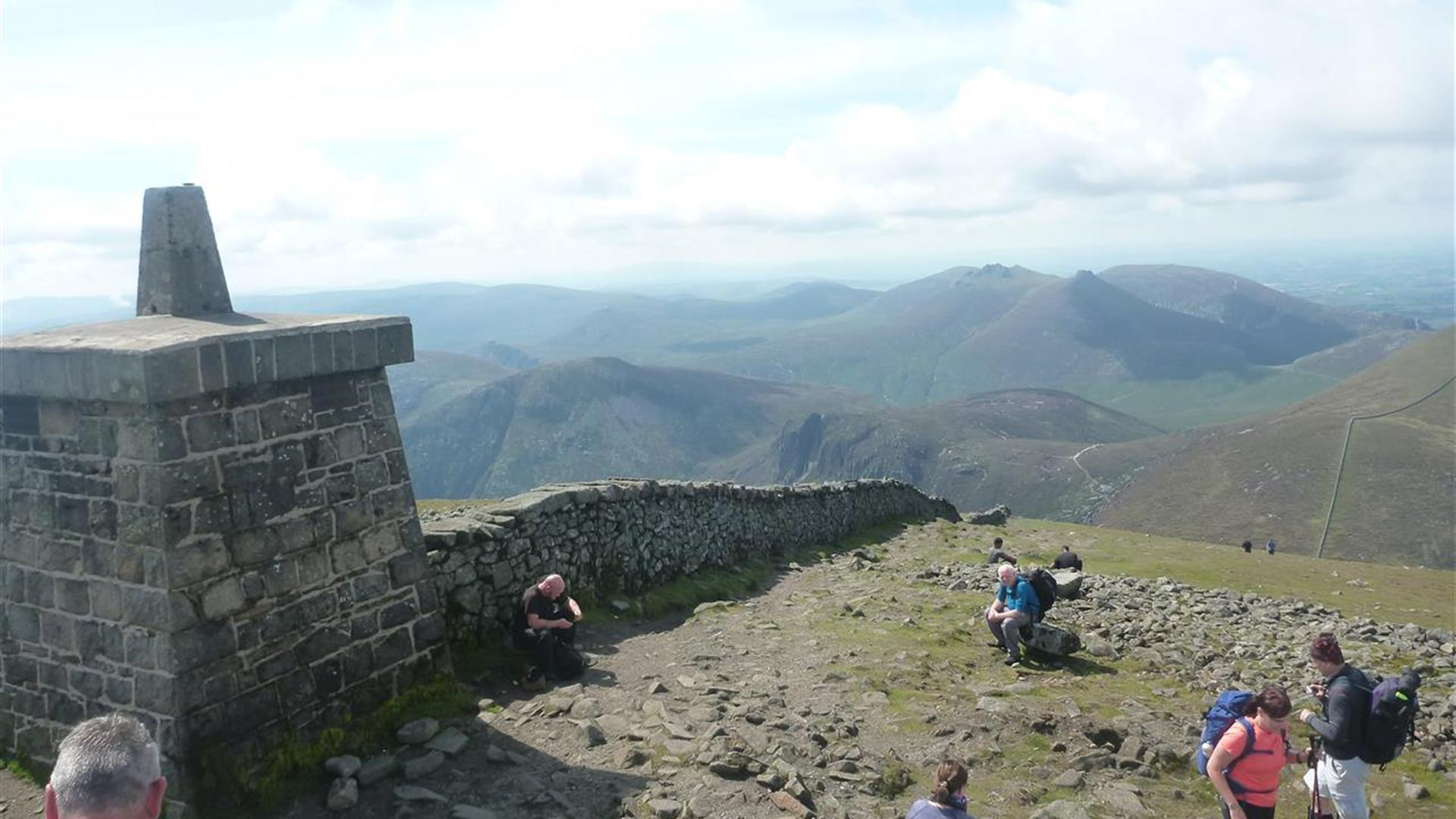 Slieve Donard Tour - Mountain Ways Ireland