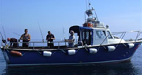 Pisces II: Sea Angling & Sightseeing on Carlingford Lough