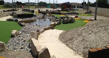 Newcastle Golf Centre