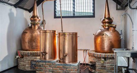 Killowen Distillery Tour
