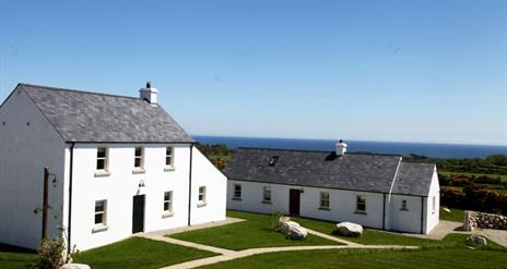 Kribben Cottages - Rourke's Cottage