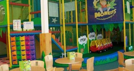 Funky Monkeys - Downpatrick, Children's Indoor Play Centre