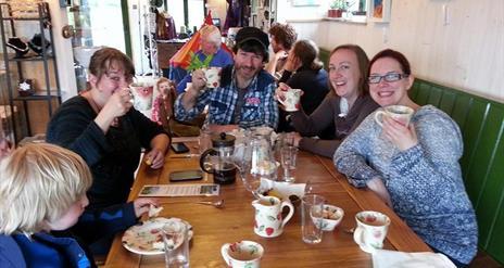 Turnip House Tea Room and Craft Workshop