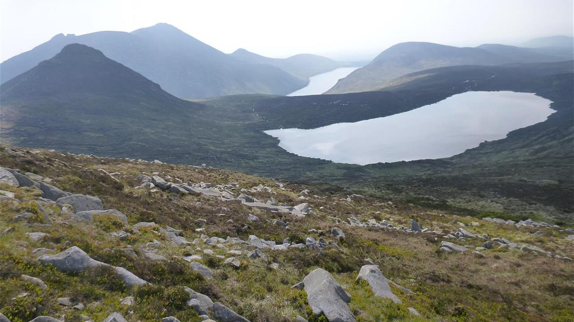 Lough Shannagh - The Heart of the Mournes