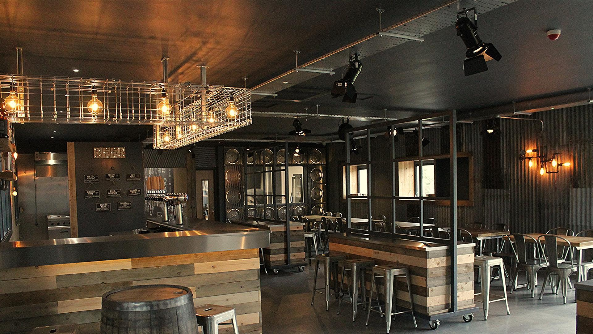 Whitewater Brewery Tours and Tap Room