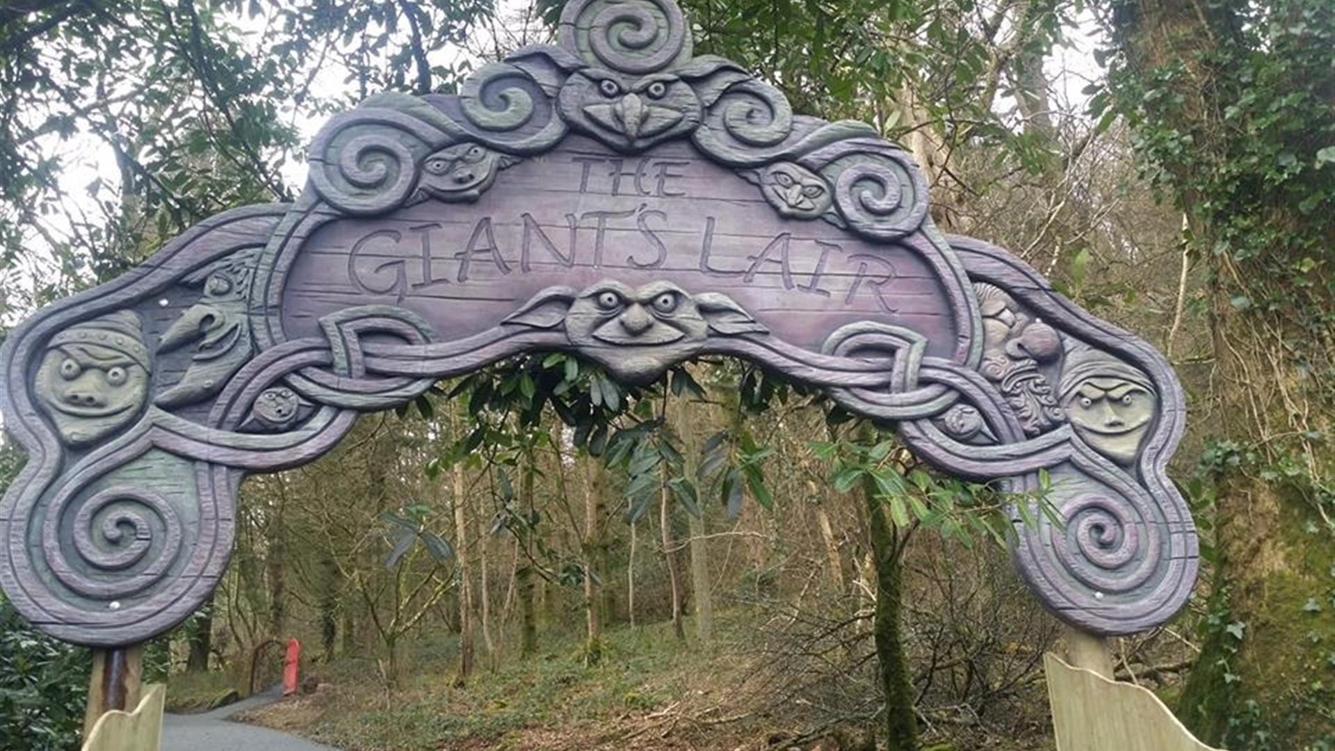 The Giant's Lair Slieve Gullion