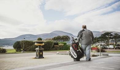 Visit Mourne Mountains - Golf Stay & Play