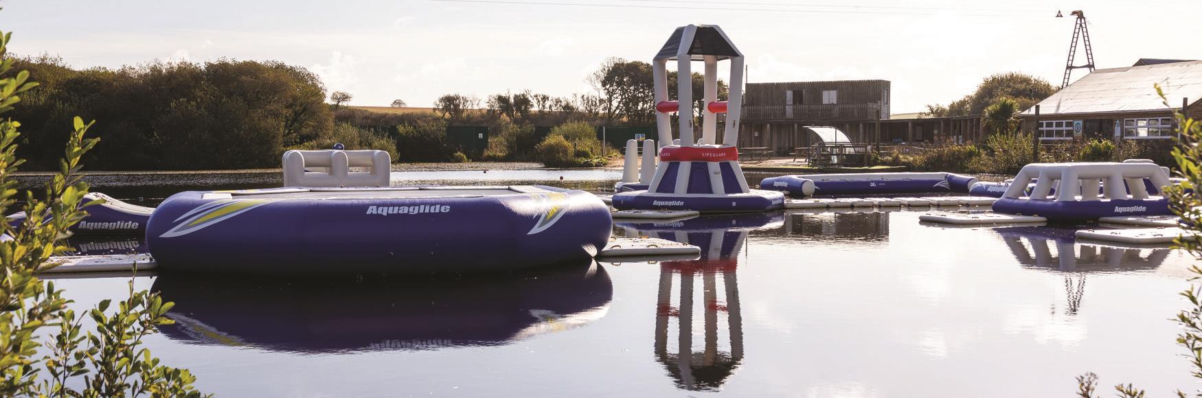 Aqua Park at Retallack Resort & Spa