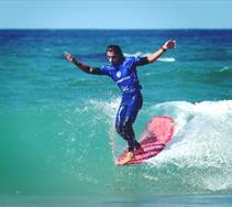 Boardmasters Surfing